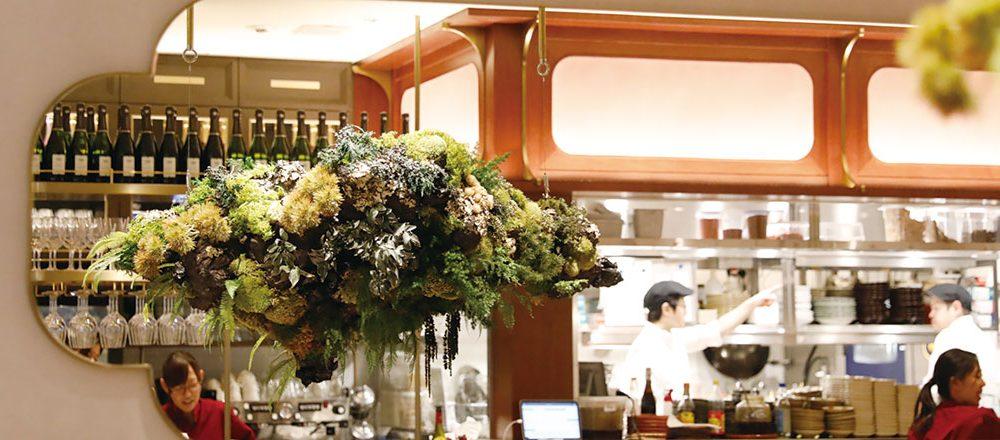 富錦樹台菜香檳 コレド室町テラス店