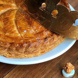 新年を祝うフランス伝統スイーツ「ガレット デ ロワ」。今年の注目パティスリー&ビストロ3選
