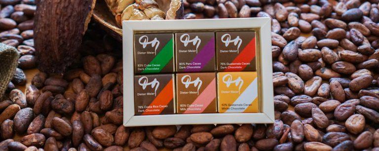 スイスのチョコレート〈Oro de Cacao〉が日本初上陸!