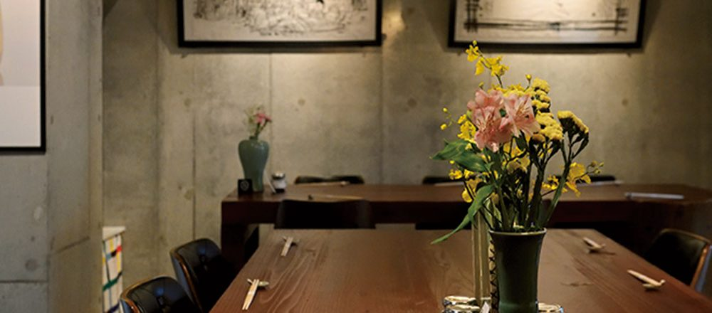 韓国食堂 入ル 坂上ル