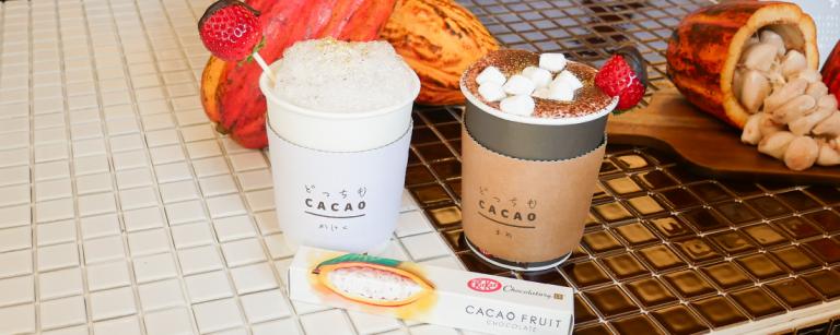 12月17日から。〈どっちもCACAO by キットカット ショコラトリー〉が表参道に期間限定オープン!