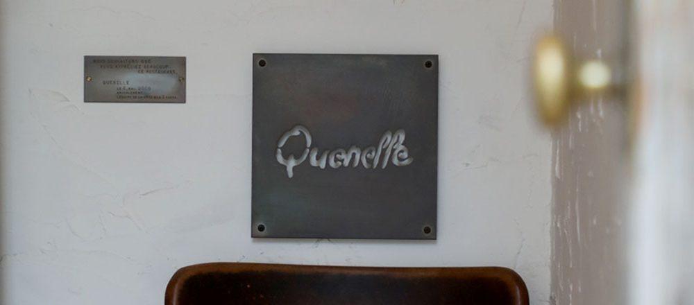 Quenelle