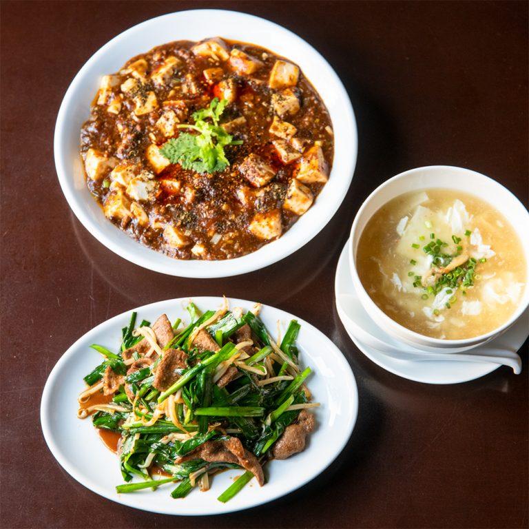 中國菜 燕 深沢