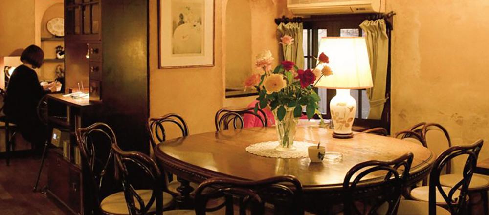 ホリデーシーズンは老舗洋館でデート。【東京】レトロ×ロマンチックな老舗洋館喫茶4軒