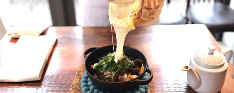 とろ〜り絶品!7種のチーズを味わいつくす〈キハチ〉冬のあったかコースが今年も新登場。