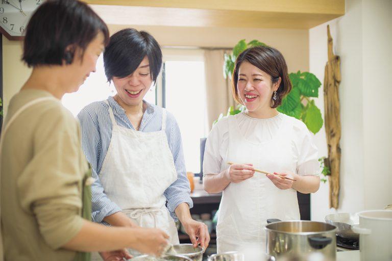 小平泰子料理教室