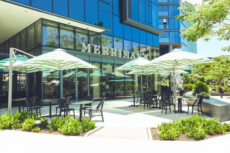 〈Merriman's〉