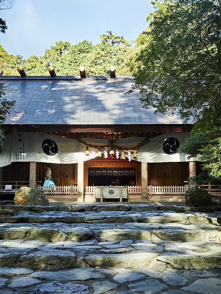 三重 椿大神社