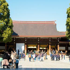 初詣は、東京随一のパワースポット〈明治神宮〉参拝へ。おすすめの撮影スポットはここ!