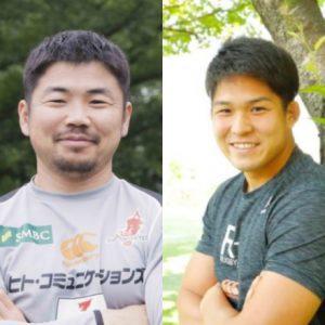 2019年話題の人・ラグビー日本代表選手4人にインタビュー。それぞれが語るラグビーへの熱い想いとは。