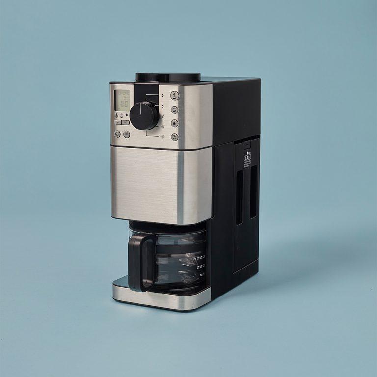 〈無印良品〉のコーヒーメーカー