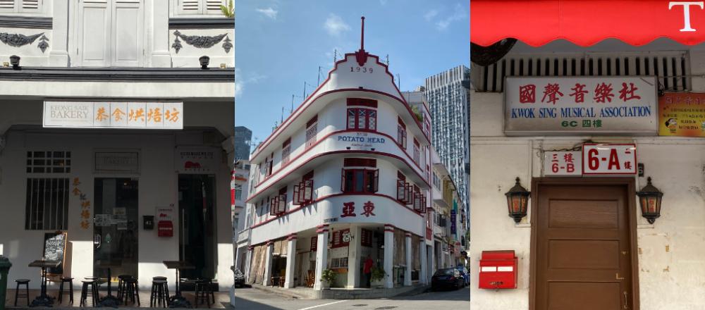 シンガポール在住者に人気のグルメスポット4軒。「ケオン・サイク・ロード」をそぞろ歩きしよう。