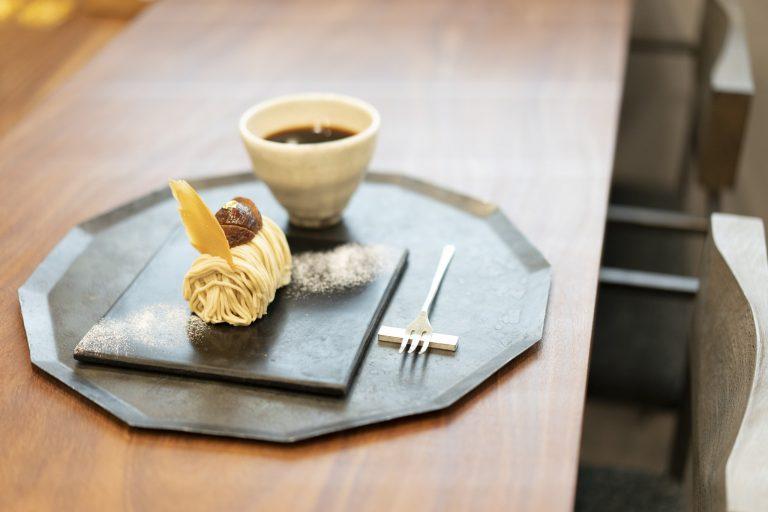 しぼりたてのモンブランを味わえる。明治時代から続く老舗和菓子店〈銀座凮月堂〉がリニューアル!