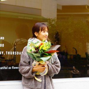 「行きつけの花屋さん」見つけてみませんか?鎌倉にオープンしたフラワーショップ〈CHIC〉へ。