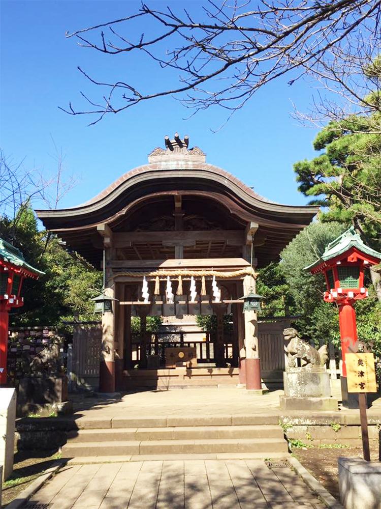 江島神社 神奈川