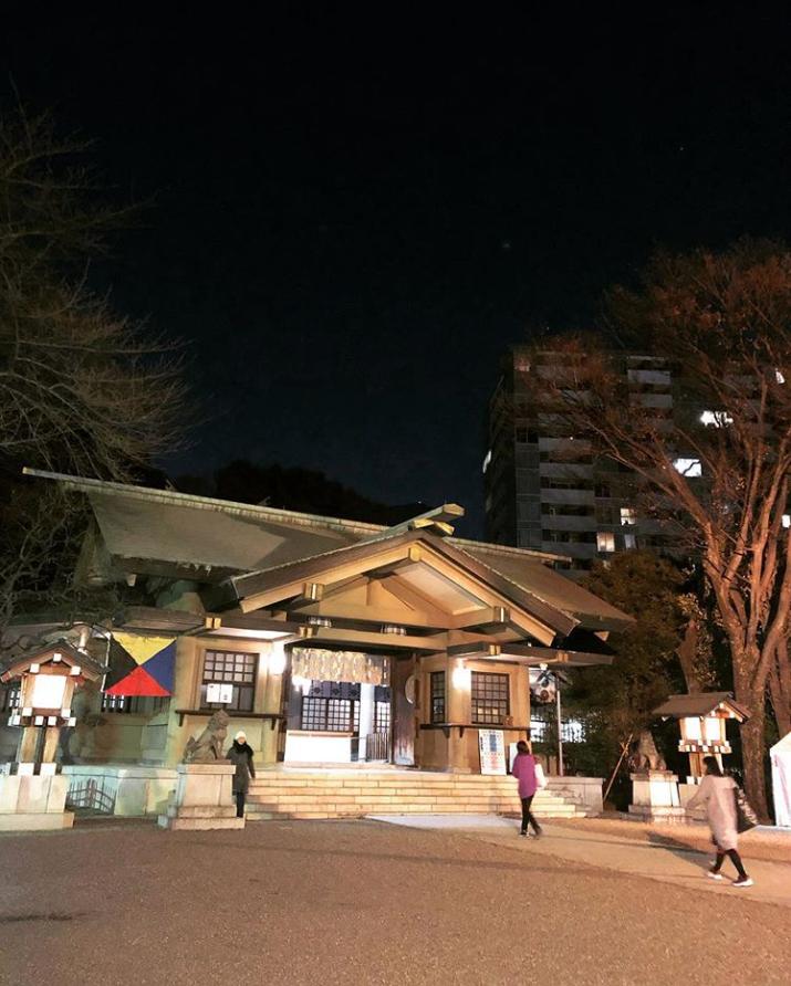 〈東郷神社〉/原宿・東京