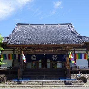 正念寺は浄土真宗。厳しい修行はなく、ゆったりとした時間の中で、仏教と出合うことができる。