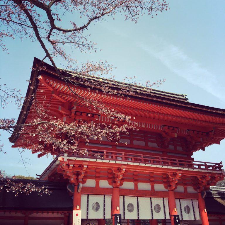 賀茂御祖神社(下鴨神社) 京都