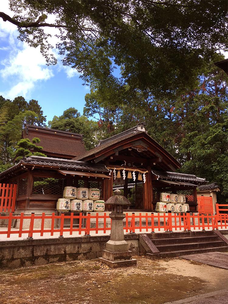 建勲神社 京都