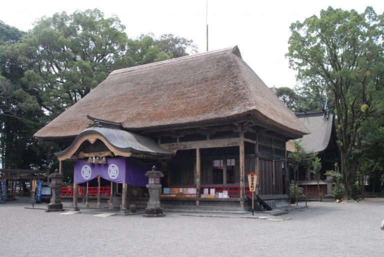 〈青井阿蘇神社〉熊本