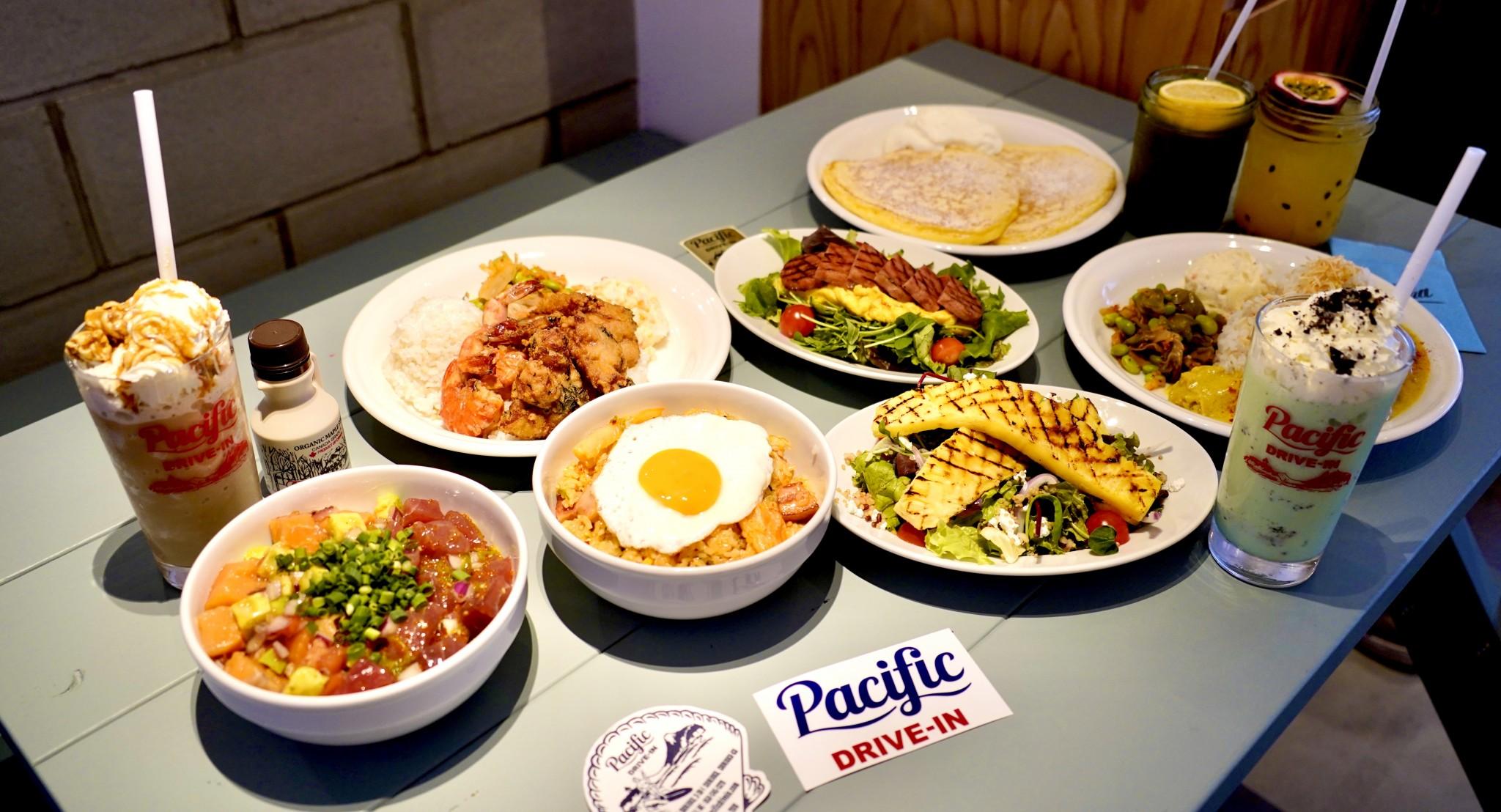 鎌倉・七里ガ浜の人気カフェ〈Pacific DRIVE-IN〉が都内初の2号店を〈ルミネエスト新宿〉にオープン!