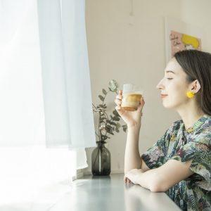 分厚くて可愛いあんこトーストはいかが?福岡〈Good up Coffee〉で名物メニューを体験。/ Alice in Cafeland