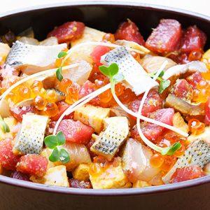 京橋エリアのU1,500円ランチ!蕎麦・寿司・割烹料理店など、和食名店の味を気軽に。