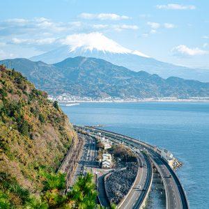 #薩埵峠 #絶景ドライブ #東海道五拾三次