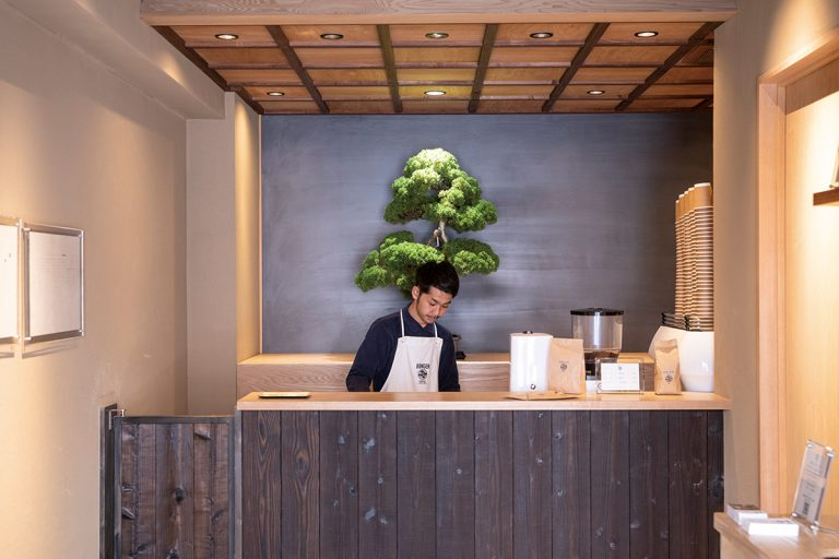 BONGEN COFFEE 東銀座