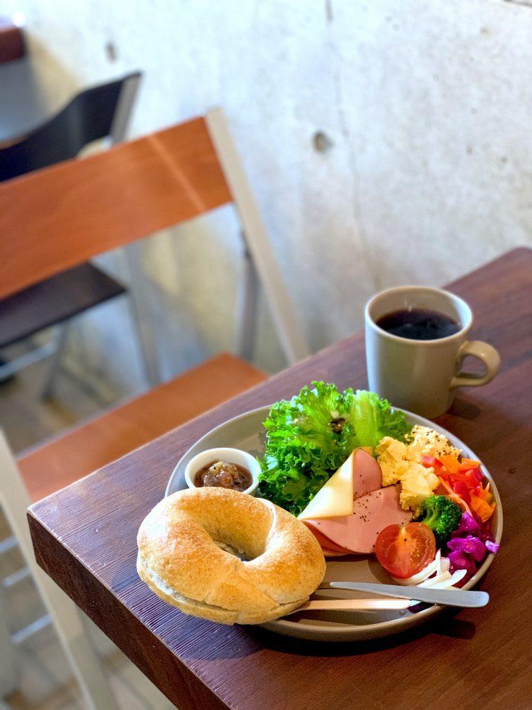 O-ba'sh cafe. 徳島