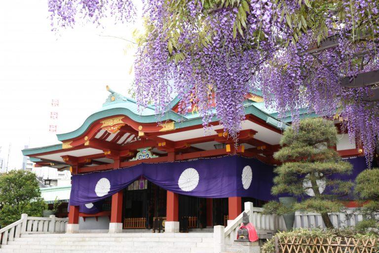 日枝神社 赤坂