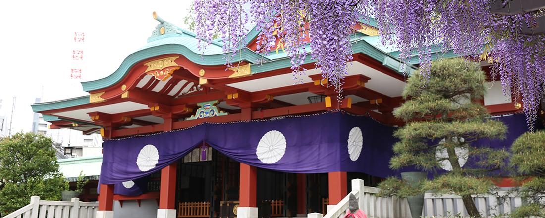 仕事運&金運UPの神社4選!【東京都内】ここぞという時に参拝したい強運厄除け神社も。