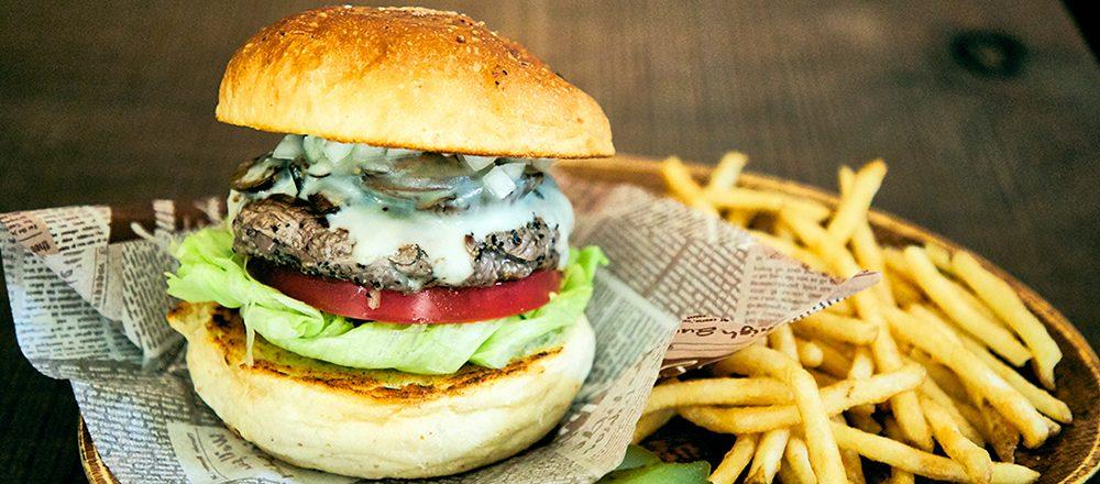 Jack 37 Burger 小伝馬町
