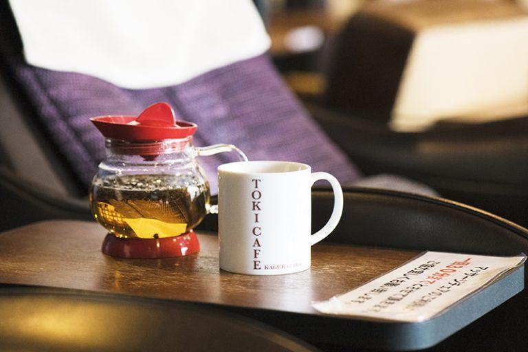 〈TOKI CAFE〉/神楽坂