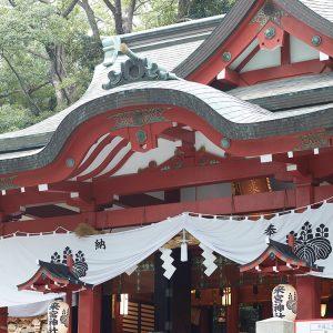 静岡 來宮神社