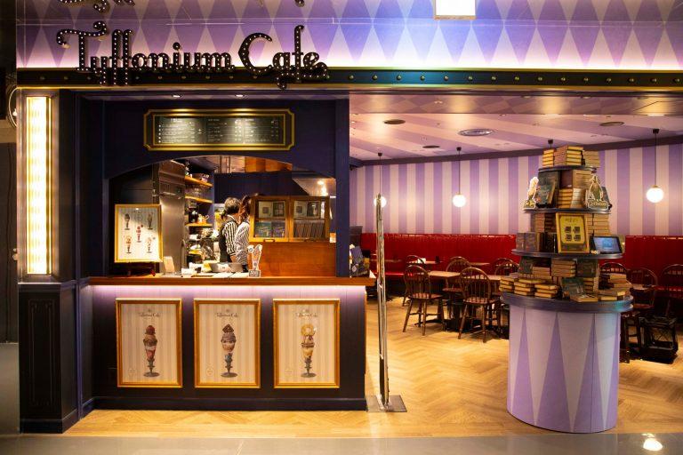 〈Tyffonium Cafe〉渋谷