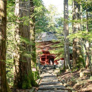 栃木 日光二荒山神社別宮 瀧尾神社