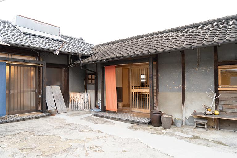 広島県三原市 宿NAVELの学校