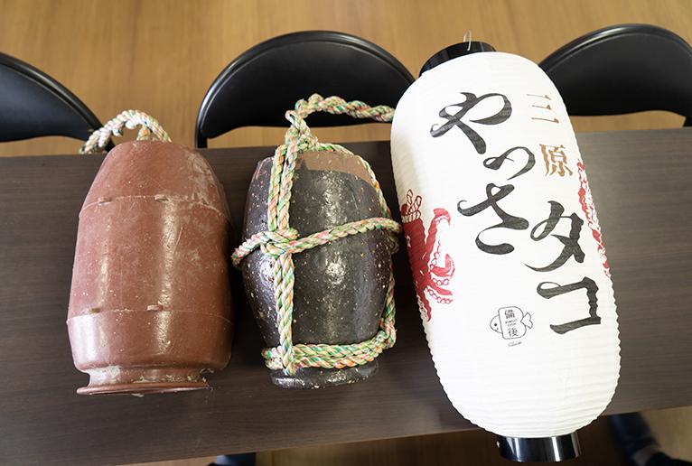 広島 三原 タコ