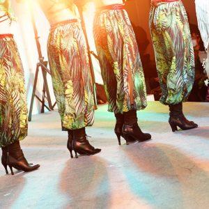 「ダンス×花」のコラボ!花の最大イベント「世界らん展2020ー花と緑の祭典」でフラワーアーティスト・前田有紀が伝えたかったこと。