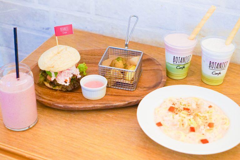 渋谷 BOTANIST cafe