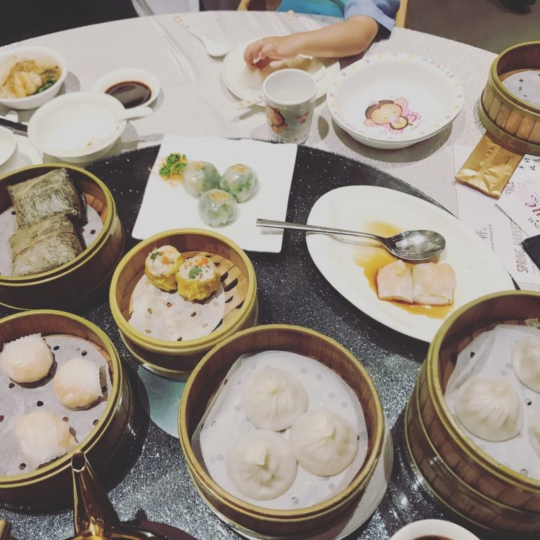 〈Paradise Teochew Restaurant〉
