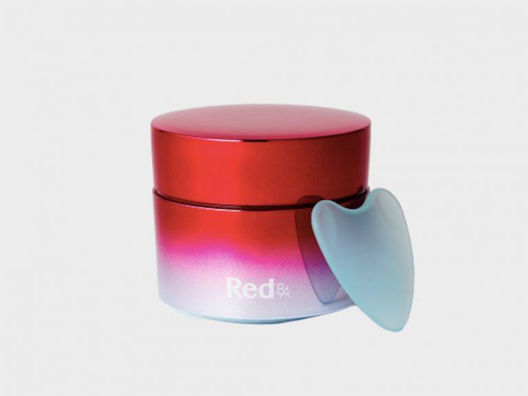 肌にフィットするバンテージ感クリーム〈Red B.A〉
