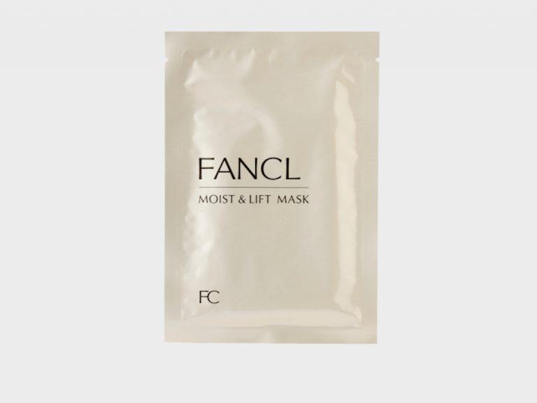 「モイスト&リフトマスク」28ml×6枚 3,450円(ファンケル0120-35-2222)