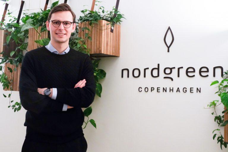 ファイナンスや新規事業開発を担当するNordgreenのマイケル・クリステンセンさん