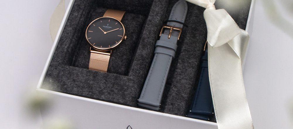デンマーク生まれの環境にやさしい腕時計〈Nordgreen〉。シンプルを極めた北欧デザインはペアウォッチにも最適!