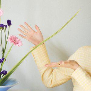 小谷実由の『趣味がなかなか見つからなくて。』 /華道をたしなんで、花のようにたおやかな人になりたい。