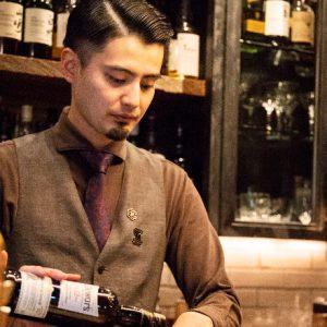 上野〈COCKTAIL WORKS〉の峰岸 翔弥さん〜児島麻理子の「TOKYO、会いに行きたいバーテンダー」〜