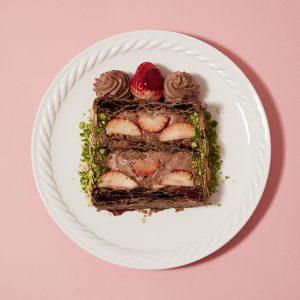 1ピース1,500円以上の贅沢いちごケーキ4選!【東京】今が旬、期間限定ケーキも。