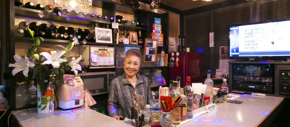 〈スナック樽〉の洋子ママが教えてくれた、「ケジメ」の大切さ。